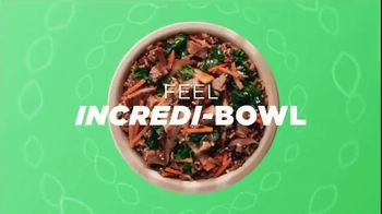 Healthy Choice Korean-Inspired Beef Bowl TV Spot, 'Incredi-Bowl' - Thumbnail 7