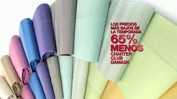Macy's Venta de 48 Horas TV Spot, 'Especiales' [Spanish] - Thumbnail 4