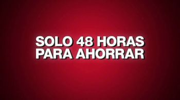 Macy's Venta de 48 Horas TV Spot, 'Especiales' [Spanish] - Thumbnail 5