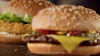 Burger King $3.49 King Meal Deal TV Spot, 'Disfruta' [Spanish] - Thumbnail 3