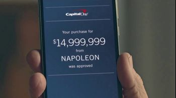 Capital One TV Spot, 'Louisiana' - Thumbnail 7