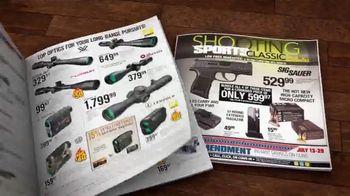 Bass Pro Shops Shooting Sports Classic TV Spot, 'Shooting Rests and Rifles' - Thumbnail 6