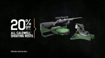 Bass Pro Shops Shooting Sports Classic TV Spot, 'Shooting Rests and Rifles' - Thumbnail 7