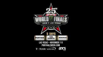 2018 Professional Bull Riders World Finals TV Spot, 'Las Vegas' - Thumbnail 10