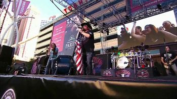 2018 Professional Bull Riders World Finals TV Spot, 'Las Vegas' - Thumbnail 7