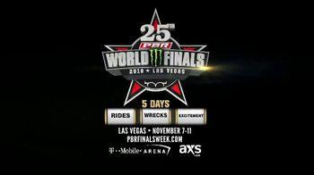 2018 Professional Bull Riders World Finals TV Spot, 'Las Vegas' - Thumbnail 9