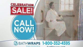 BathWraps Celebration Sale TV Spot, 'Designer Upgrade' - Thumbnail 9