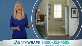 BathWraps Celebration Sale TV Spot, 'Designer Upgrade' - Thumbnail 1
