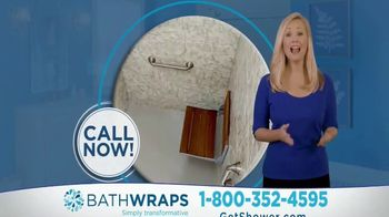 BathWraps Celebration Sale TV Spot, 'Designer Upgrade' - Thumbnail 3