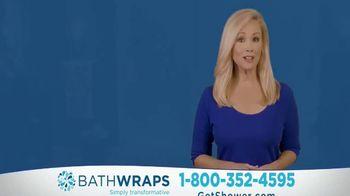 BathWraps Celebration Sale TV Spot, 'Designer Upgrade' - Thumbnail 4
