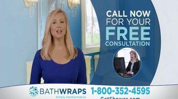 BathWraps Celebration Sale TV Spot, 'Designer Upgrade' - Thumbnail 7