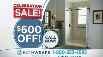 BathWraps Celebration Sale TV Spot, 'Designer Upgrade' - Thumbnail 8
