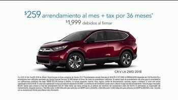 Honda Verano de Ofertas TV Spot, 'Momentos de ayuda: mini golf' [Spanish] [T2] - Thumbnail 8