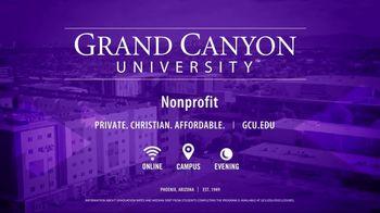 Grand Canyon University TV Spot, 'Find Your Purpose: Nonprofit' - Thumbnail 9