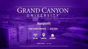 Grand Canyon University TV Spot, 'Find Your Purpose: Nonprofit' - Thumbnail 8