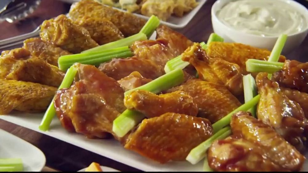 Golden Corral Wing Fest Tv Commercial All You Can Eat Ispot Tv