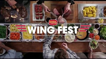 Golden Corral Wing Fest TV Spot, 'All You Can Eat' - Thumbnail 10