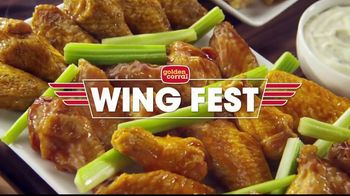 Golden Corral Wing Fest TV Spot, 'All You Can Eat' - Thumbnail 2