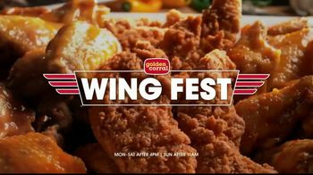 Golden Corral Wing Fest TV Spot, 'All You Can Eat' - Thumbnail 3