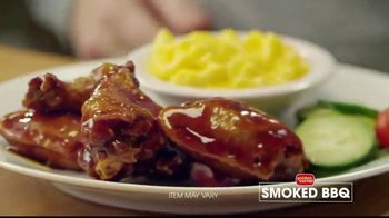 Golden Corral Wing Fest TV Spot, 'All You Can Eat' - Thumbnail 5