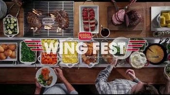 Golden Corral Wing Fest TV Spot, 'All You Can Eat' - Thumbnail 9