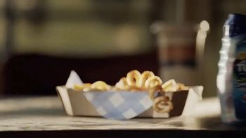 Tums Smoothies TV Spot, 'Curly Fries' - Thumbnail 8