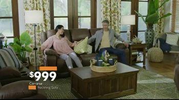 Ashley HomeStore Black Friday in July TV Spot, 'Fermoy Sofa' - Thumbnail 2