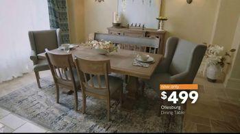 Ashley HomeStore Black Friday in July TV Spot, 'Fermoy Sofa' - Thumbnail 6