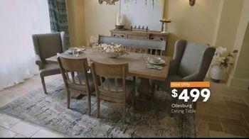 Ashley HomeStore Black Friday in July TV Spot, 'Fermoy Sofa' - Thumbnail 7