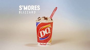 Dairy Queen S'mores Blizzard TV Spot, 'Discovery Channel: Shark Week' - Thumbnail 10