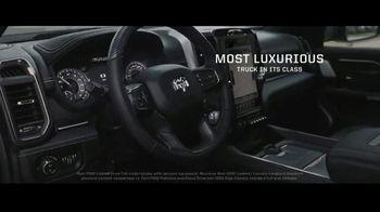 2019 Ram 1500 TV Spot, 'Most Luxurious'