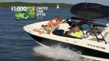 Bass Pro Shops Sporting Classic TV Spot, 'Boat Gift Card' - Thumbnail 9