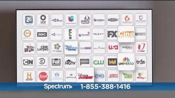 Spectrum Mi Plan Latino TV Spot, 'Disfruta el doble' con El Dasa [Spanish] - Thumbnail 5