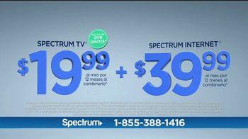 Spectrum Mi Plan Latino TV Spot, 'Disfruta el doble' con El Dasa [Spanish] - Thumbnail 8