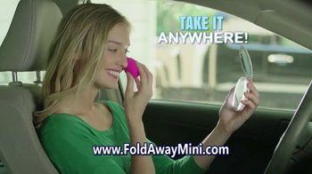 My Foldaway Compact TV Spot, 'Always on the Go'