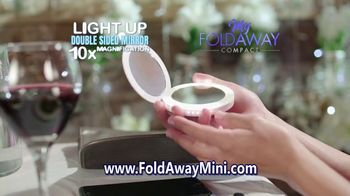 My Foldaway Compact TV Spot, 'Always on the Go' - Thumbnail 2