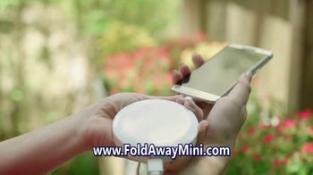 My Foldaway Compact TV Spot, 'Always on the Go' - Thumbnail 5