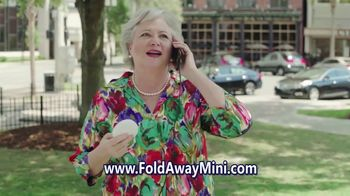 My Foldaway Compact TV Spot, 'Always on the Go' - Thumbnail 6