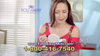 My Foldaway Compact TV Spot, 'Always on the Go' - Thumbnail 7