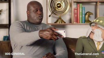 The General TV Spot, 'More Pizza' Featuring Shaquille O'Neal - Thumbnail 5