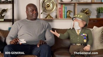 The General TV Spot, 'More Pizza' Featuring Shaquille O'Neal - Thumbnail 6