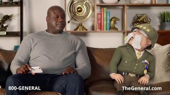 The General TV Spot, 'More Pizza' Featuring Shaquille O'Neal - Thumbnail 7