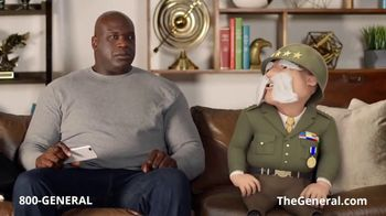 The General TV Spot, 'More Pizza' Featuring Shaquille O'Neal - Thumbnail 8