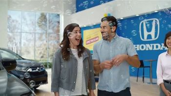 Honda Summer Spectacular Event TV Spot, 'Car Buying Bliss'