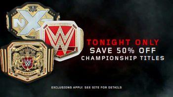 WWE Shop TV Spot, 'Save on Championship Titles' - Thumbnail 7