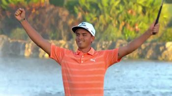 Rolex TV Spot, 'My Way' Featuring Rickie Fowler
