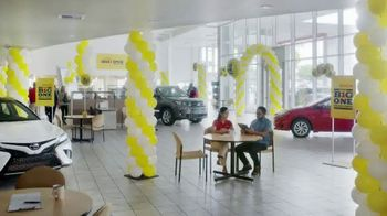 Toyota The Big One Sales Event TV Spot, 'Happy as a Clam' - Thumbnail 1