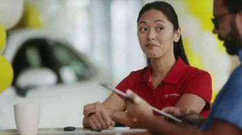 Toyota The Big One Sales Event TV Spot, 'Happy as a Clam' - Thumbnail 2