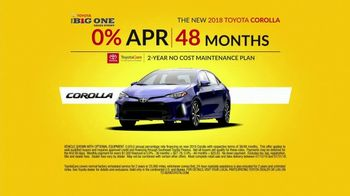 Toyota The Big One Sales Event TV Spot, 'Happy as a Clam' - Thumbnail 8