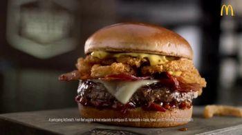 McDonald's Signature Crafted Recipes TV Spot, 'Unexpected Combinations' - Thumbnail 1